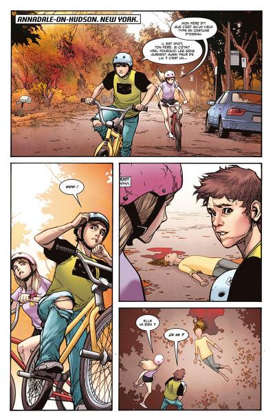 Page 6 X-Men - La résurrection du phénix