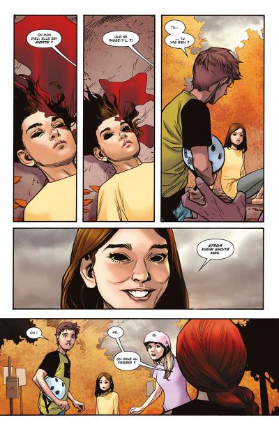 Page 7 X-Men - La résurrection du phénix