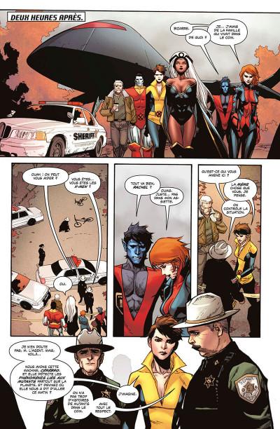 Page 9 X-Men - La résurrection du phénix