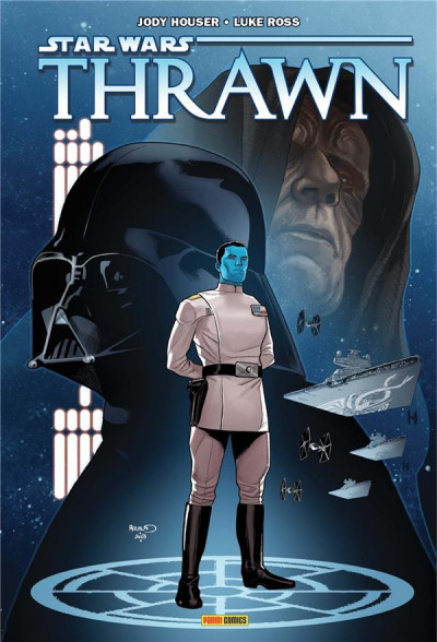 Couverture Star Wars - Thrawn