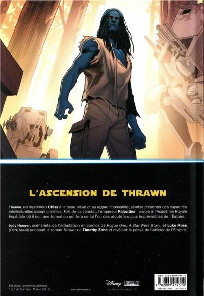 Dos Star Wars - Thrawn