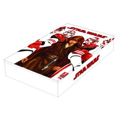 Couverture Star Wars - Kanan - coffret métal tomes 1 + 2