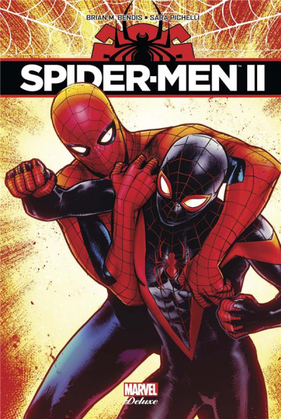 Couverture Spider-men tome 2
