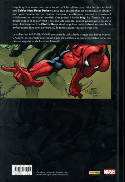 Dos Spider-man par Millar et Dodson