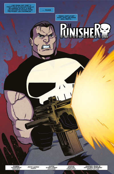 Page 7 Punisher legacy tome 1