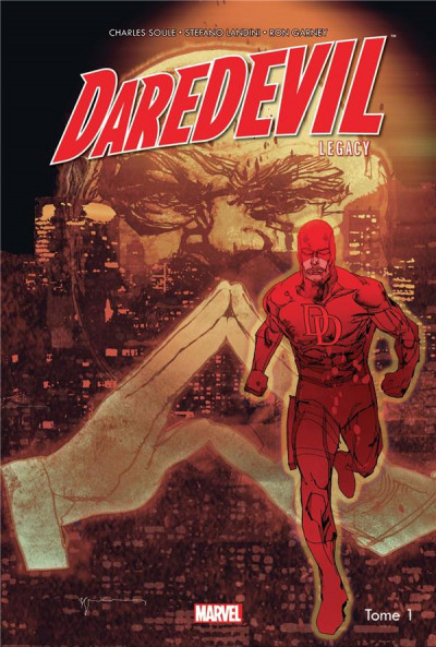 Couverture Daredevil legacy tome 1