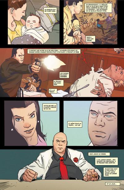 Page 9 Daredevil legacy tome 1