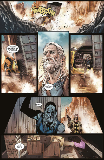 Page 6 Old man Hawkeye tome 1