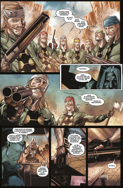 Page 7 Old man Hawkeye tome 1