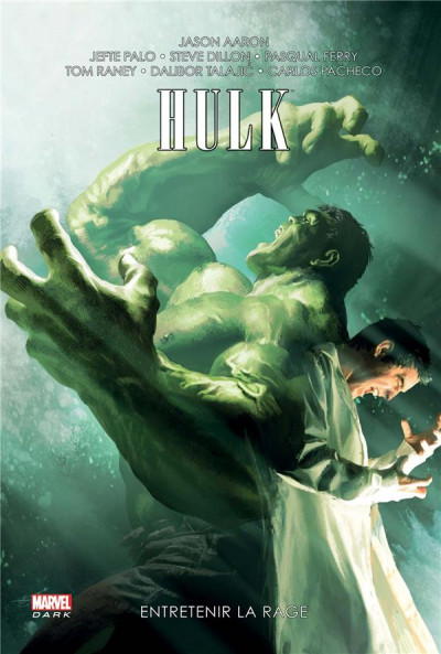 Couverture Hulk tome 2