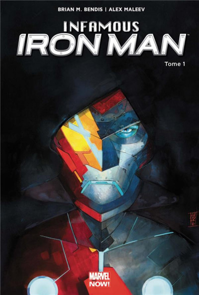 Couverture Infamous Iron man tome 1