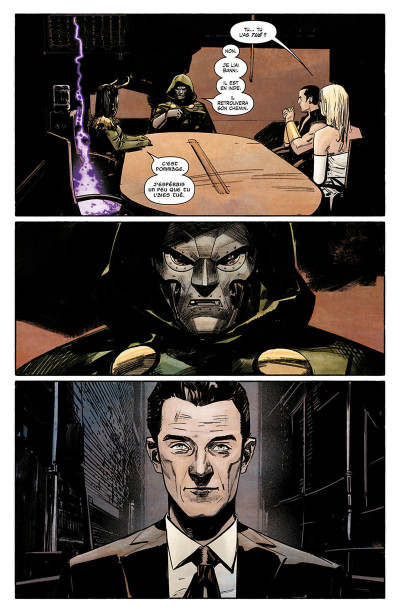 Page 9 Infamous Iron man tome 1