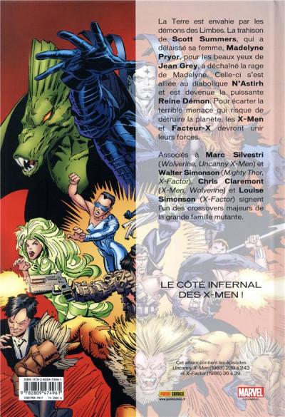 Dos X-Men - Inferno