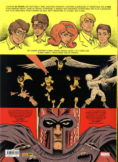 Dos X-men - grand design tome 1