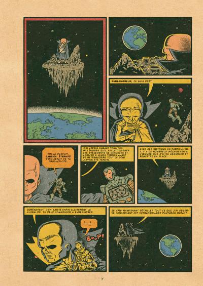 Page 7 X-men - grand design tome 1