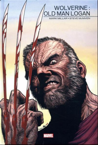 Couverture X-men- Old man Logan