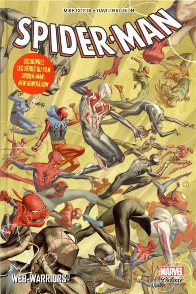 Couverture Spider-man - web-warriors