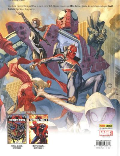 Dos Spider-man - web-warriors