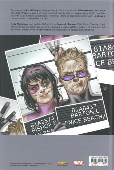 Dos Hawkeye tome 3