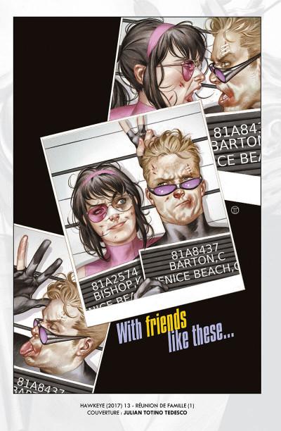 Page 4 Hawkeye tome 3