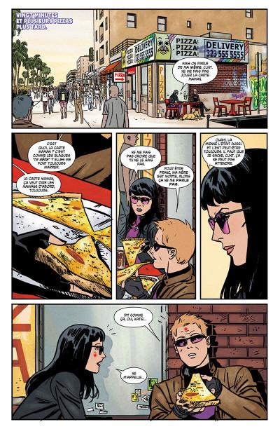 Page 8 Hawkeye tome 3