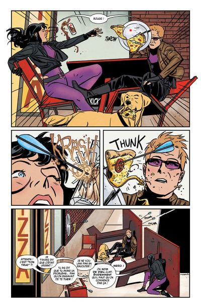 Page 9 Hawkeye tome 3