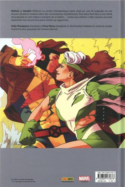 Dos X-men - Malicia & Gambit