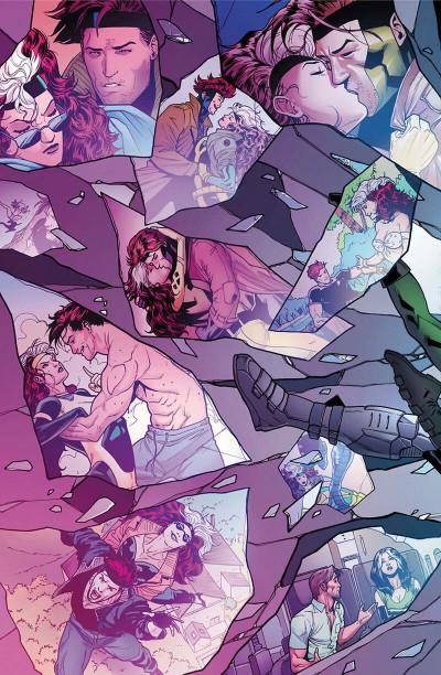 Page 6 X-men - Malicia & Gambit