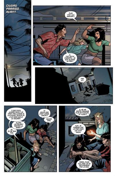 Page 8 X-men - Malicia & Gambit
