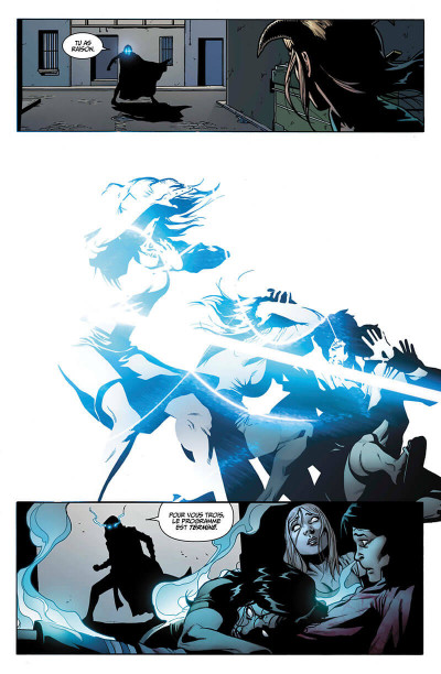 Page 9 X-men - Malicia & Gambit