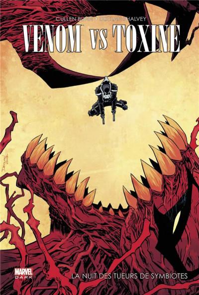 Couverture Venom VS Toxin