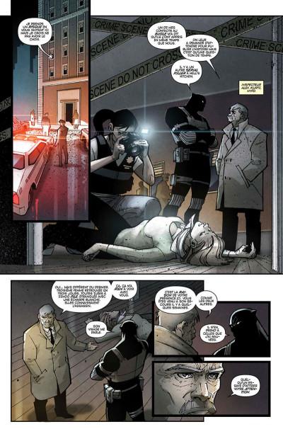 Page 7 Black panther - L'homme le plus dangereux du monde