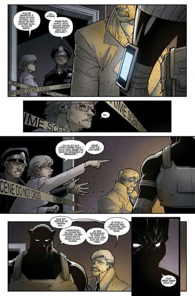 Page 9 Black panther - L'homme le plus dangereux du monde