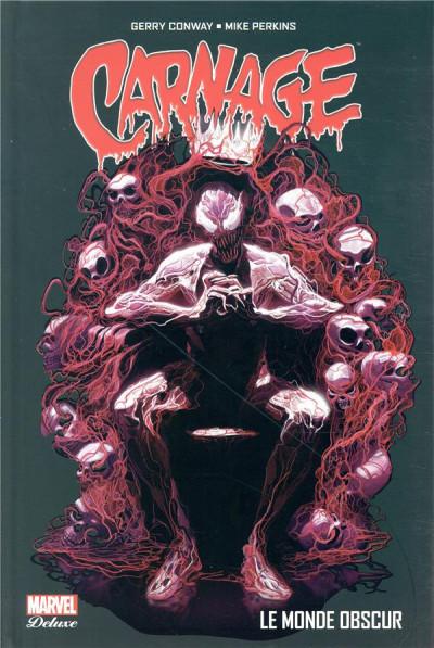 Couverture Carnage - Le monde obscur