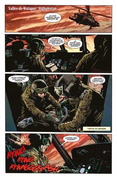 Page 8 Carnage - Le monde obscur