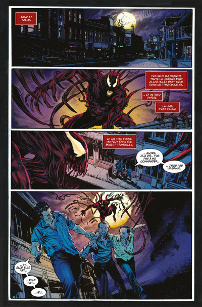 Page 9 Carnage - Le monde obscur