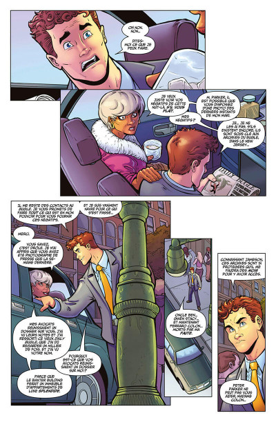 Page 6 Spider-man / Deadpool tome 4