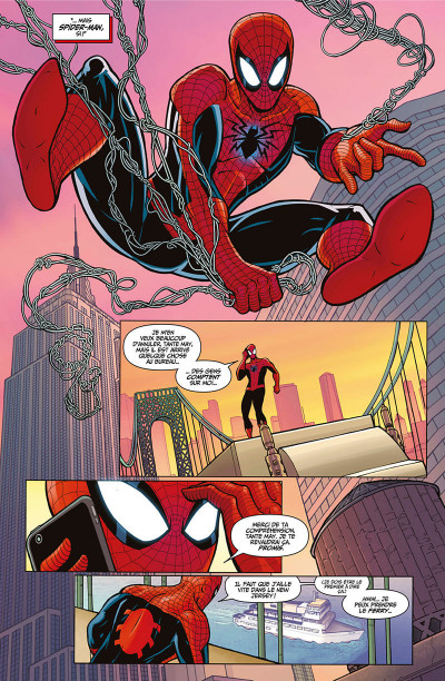 Page 7 Spider-man / Deadpool tome 4