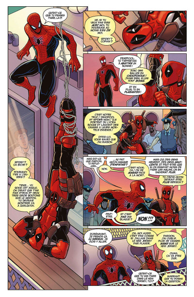 Page 9 Spider-man / Deadpool tome 4