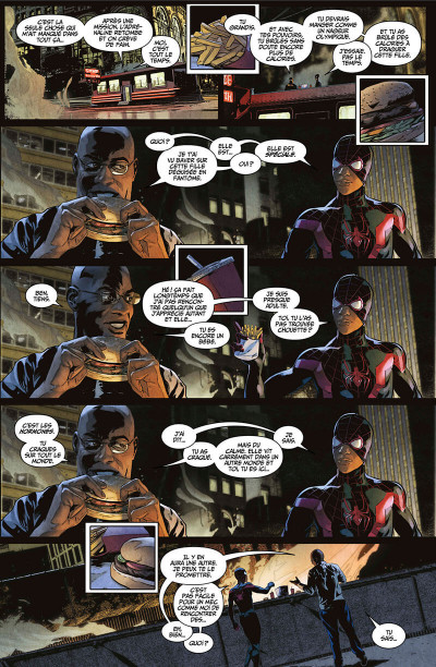 Page 7 Spider-man all-new all-different tome 4