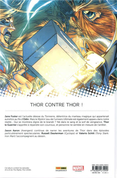 Dos All-new Thor tome 4