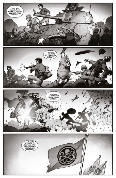 Page 6 Captain America - Steve Rogers tome 3