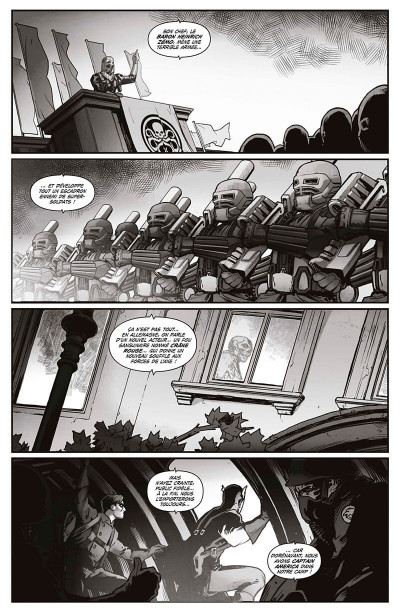 Page 7 Captain America - Steve Rogers tome 3