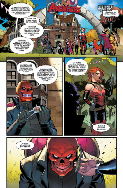 Page 7 All-new uncanny avengers tome 4