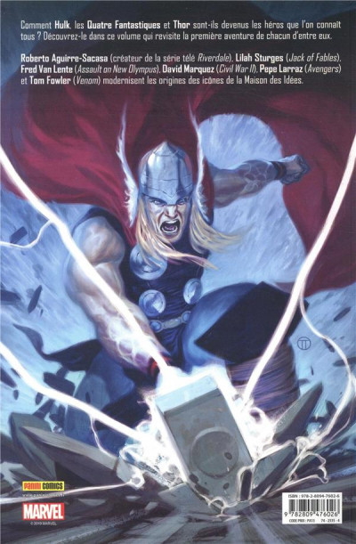 Dos Marvel - season one tome 2