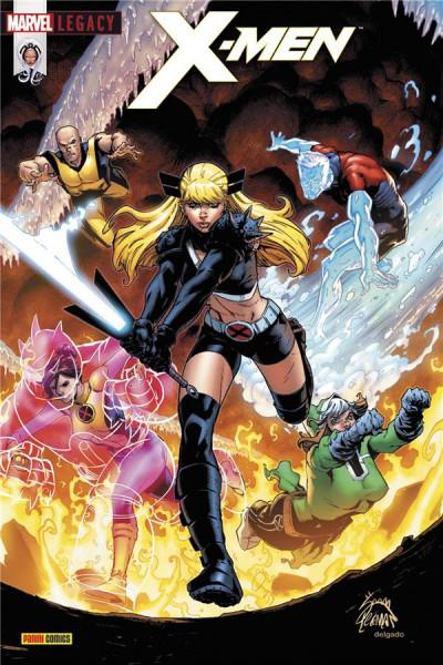 Couverture Marvel legacy - X-men tome 7