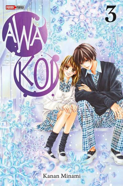 Couverture Awa koi tome 3