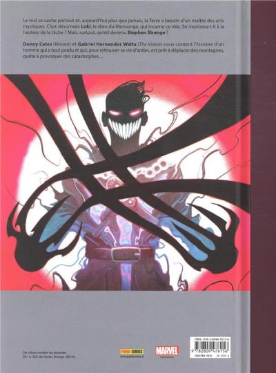 Dos Doctor Strange - legacy tome 1