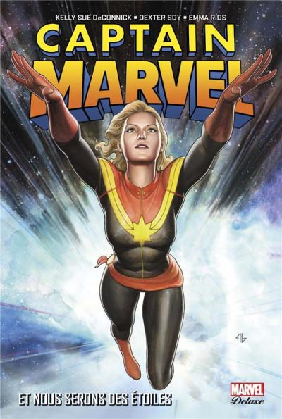 Couverture Captain Marvel - Et nous serons des étoiles