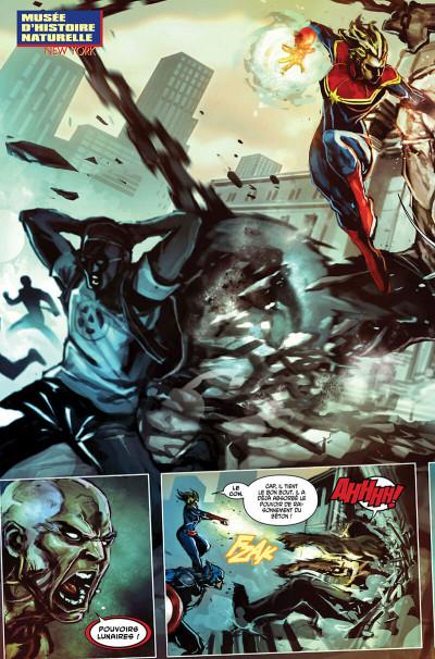 Page 6 Captain Marvel - Et nous serons des étoiles